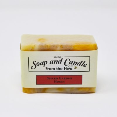 Spiced Garden Honey Soap