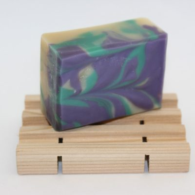 Refreshing Morning Mint Honey Soap