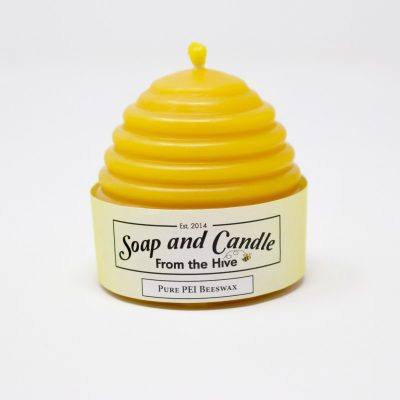Beehive Beeswax Candle