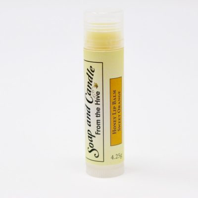 Sweet Orange Honey Lip Balm