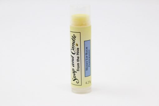 Peppermint Honey Lip Balm