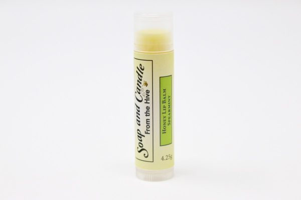 Spearmint Honey Lip Balm