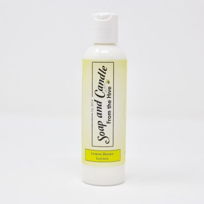 Lemon Honey Lotion