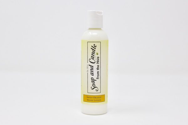 Sweet Orange Honey Lotion