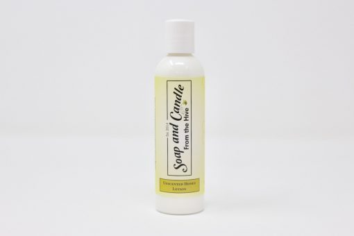 Unscented Honey Lotion