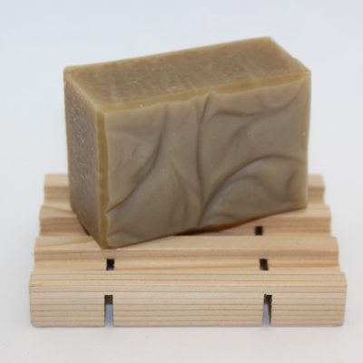 Lemongrass Mint Honey Soap